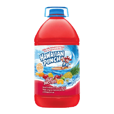 Hawaiian Punch Fruit Juicy Red Drink 1.89ltr (64 fl.oz) (Box of 8)