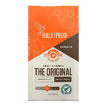 Bulletproof Whole Bean Coffee (12 oz) 340g (Box of 6)