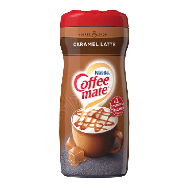 Nestle Coffee Mate Caramel Macchiatto 425g (15oz) (Box of 6)