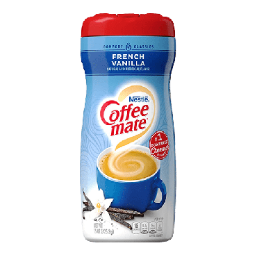 Nestle Coffee Mate French Vanilla 425g (15oz) (Box of 6)