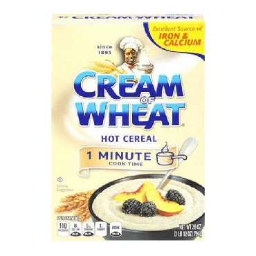 Cream of Wheat 1 Minute Hot Cereal 794g (28oz) (Box of 12)