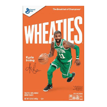 Wheaties Cereal 442g (15.6oz) (Box of 7) 4) - Best By Due Date 01 July 2021