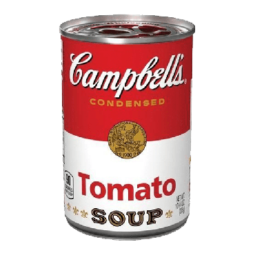 Campbell's Condensed Tomato Soup 305g (10.5oz) (Case of 48)