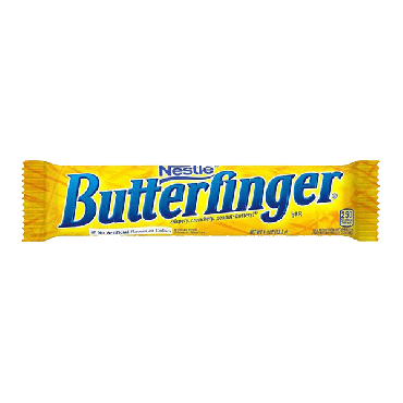 Butterfinger Chocolate Bar 53.8g (1.8oz) (Box of 36)