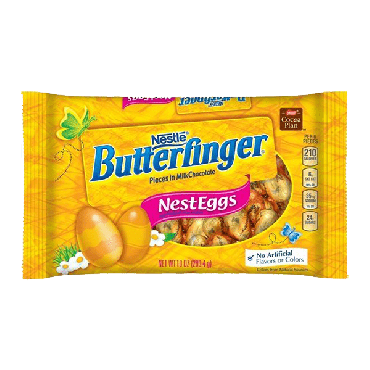 Butterfinger NestEggs 227g (8oz) (Box of 12)