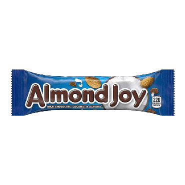 Hershey's Almond Joy Bar 50g (1.76oz) (Box of 36)