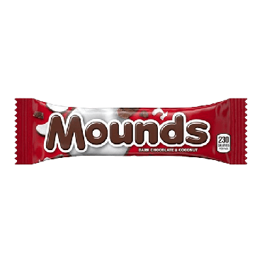 Hershey's Mounds 49g (1.72oz) (Box of 36)