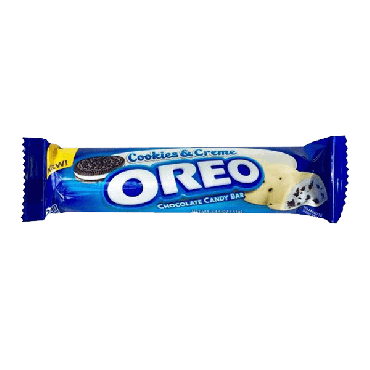 Oreo Cookies & Creme 41g (1.44oz) (Box of 24)