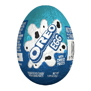 Oreo Easter Egg 31g (1oz) (Box of 48)