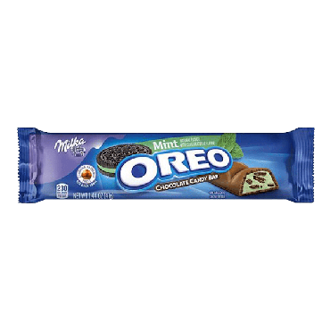 Oreo Mint Chocolate Bar 41g (1.44oz) (Box of 24)