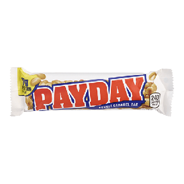 Pay Day Original Bar 52g (1.85oz) (Box of 24)