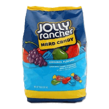 Jolly Rancher Assorted Hard Candies 2.26kg (5lbs)