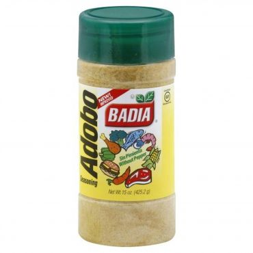Badia Adobo without Pepper 425.2g (15oz) (Box of 6)