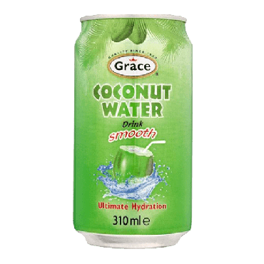 Grace Coconut Water Smooth 310ml (Case of 12)
