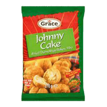 Grace Johnny Cake Mix 270g (Box of 6)