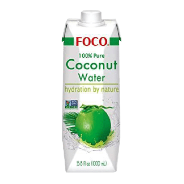 Foco Natural Coconut Water 1Ltr (Box of 12)