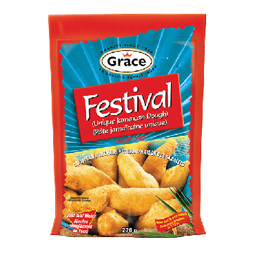Grace Festival Mix 270g (Box of 6)