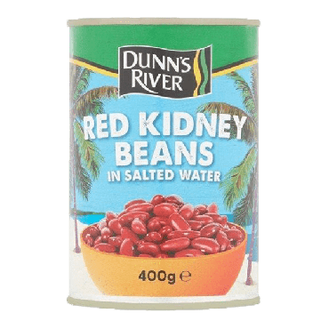 Dunn's River Red Kidney Beans PM 59p 400g (Box of 12)