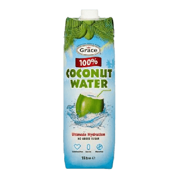 Grace 100% Coconut Water 1Ltr (Box of 12)