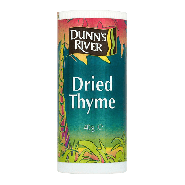 Dunn's River Dried Thyme 40g (Box of 12)