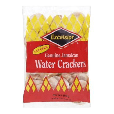 Excelsior Water Crackers 300g (Box of 6)