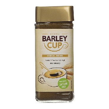 Barleycup Natural Instant Grain Coffee 100g (Box of 6)