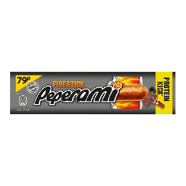 Peperami Firestick PMP 79p 22.5g (Box of 24)