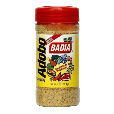 Badia Adobo with Pepper 198.4g (7oz) (Box of 6)