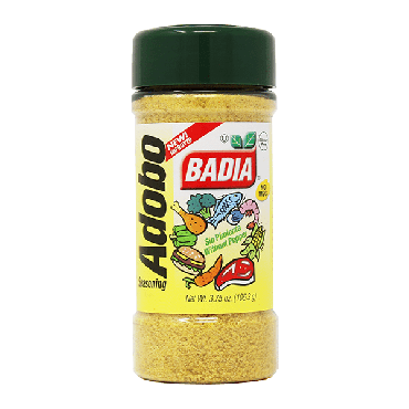 Badia Adobo without Pepper 106.3g (3.75oz) (Box of 12)