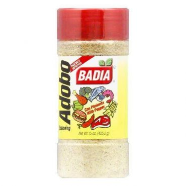 Badia Adobo with Pepper 425.2g (15oz) (Box of 12)