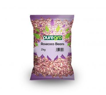 Puregro Rosecoco Beans 2kg (Box of 6)