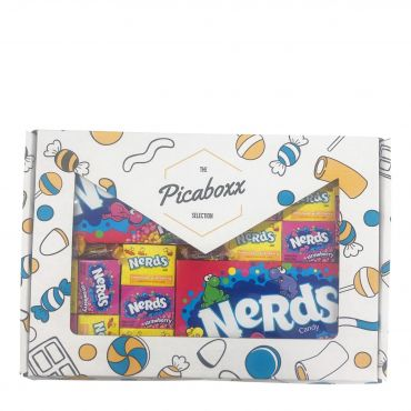 Picaboxx Large Nerds American Candy Gift Box ★ 20 Products (Box of 6)