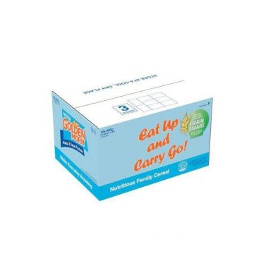 Nestle Golden Morn Eat Up And Carry Go 450g (Box of 12)