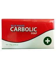 Blue Power Carbolic  Soap 125g (Box of 30)