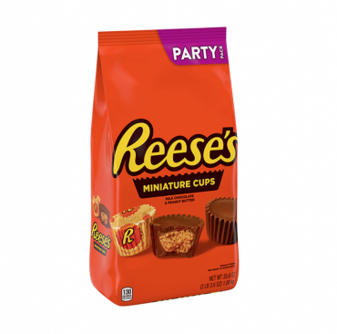 Reese's Peanut Butter Cups Mini Party Pack 1.09kg (35.6oz)