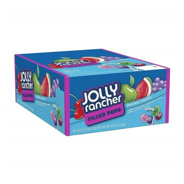 Jolly Rancher Assorted Lollipops 1.58kg (100 Pieces) (3lbs)