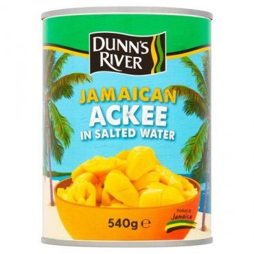 Dunn's River Ackee 540g (Box of 24)