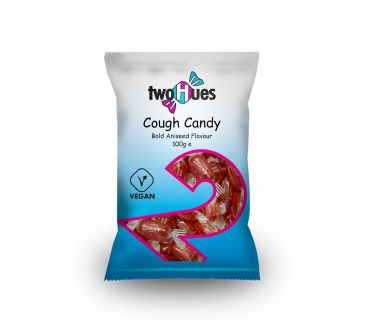 TwoHues Cough Candy 100g (3.52oz) (Box of 12)