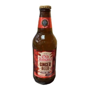 Old Jamaica Extra Fiery Ginger Beer 355ml (12 fl.oz) (Box of 24)